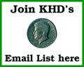 Join KHD's Email List here. Quick 'n' easy.